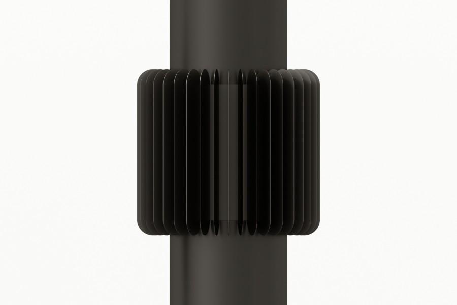 Modèle Arrondi 17×4 cms