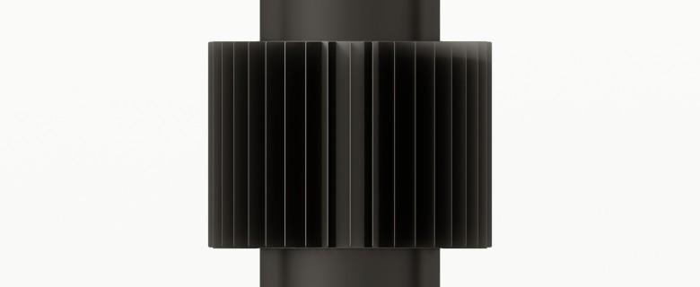 Modèle Droit 17×4 cms